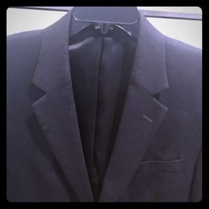 JOS. A BANK dark charcoal suit jacket